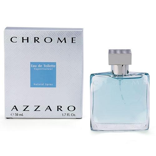 Apa de Toaleta Azzaro Chrome , Barbati , 50 ml, test 0