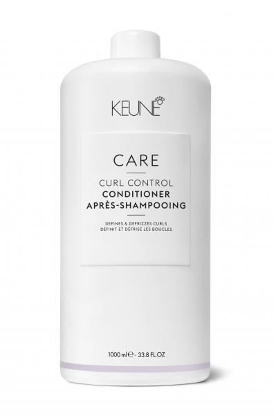 Kit ingrijire completa pentru par ondulat Keune Care Curl Control, Salon Size [1]