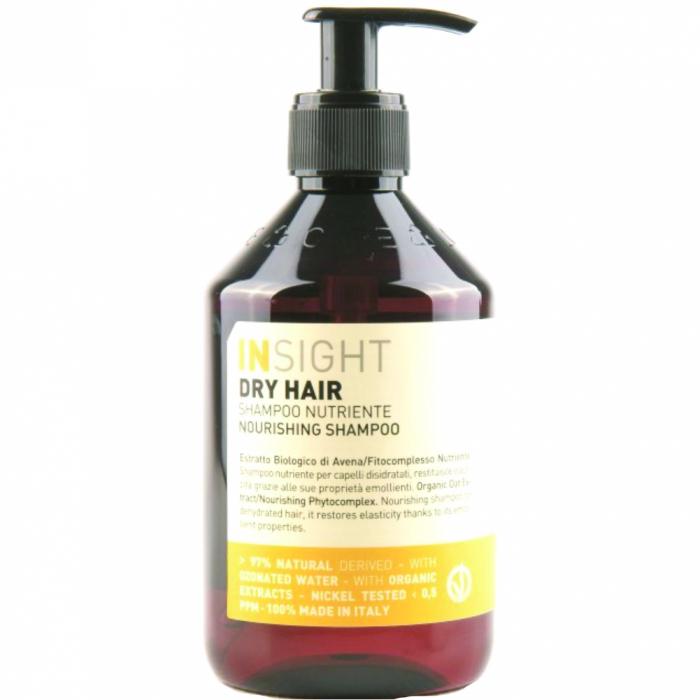 Balsam hranitor cu extract de ovaz Insight Nourishing, 400 ml [0]