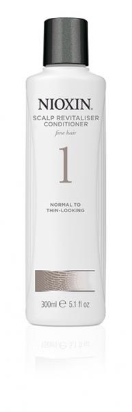 Balsam impotriva caderii parului Nioxin System 1 Scalp Revitaliser, 300 ml 0