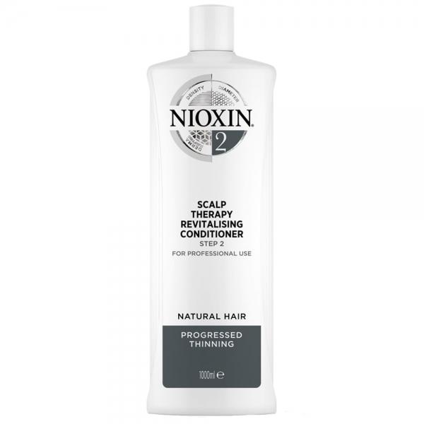 Balsam impotriva caderii parului Nioxin System 2 Scalp Revitaliser, 1000 ml 0