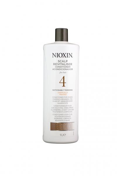 Balsam impotriva caderii parului Nioxin System 4 Scalp Revitaliser, 1000 ml 0