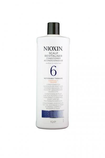 Balsam impotriva caderii parului Nioxin System 6 Scalp Revitaliser, 1000 ml 1
