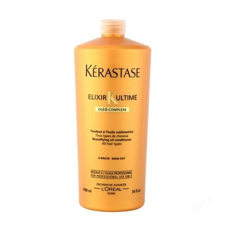 Balsam pentru toate tipurile de par Kerastase Elixir Ultime Fondant, 1000 ml 0