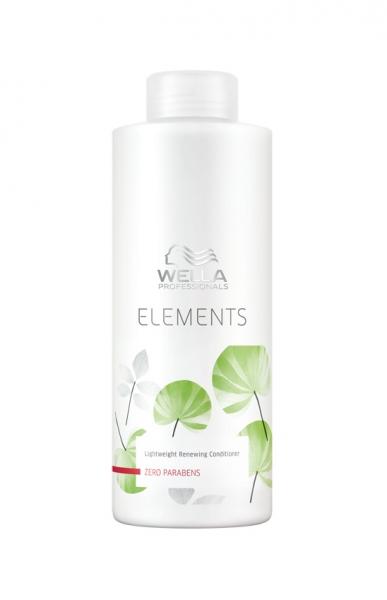 Balsam revitalizant Wella Professional Care Elements Renew 1000 ml 0