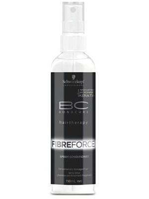 Balsam spray pentru restructurare Bonacure Fiber Force 150 ml 0