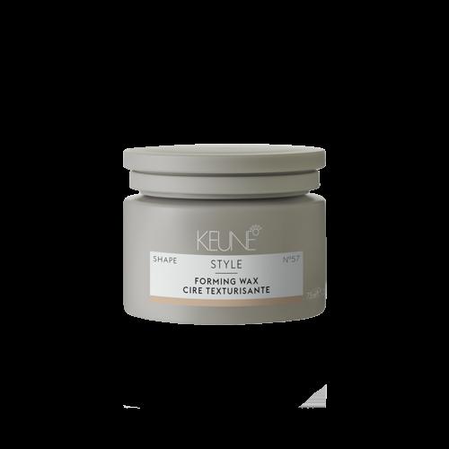 Ceara flexibila pentru stralucire Keune Style Forming Wax, 75 ml 0