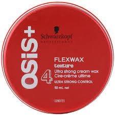 Ceara pentru fixare ultraputernica Schwarzkopf OSIS+ Flexwax 50 ml 0
