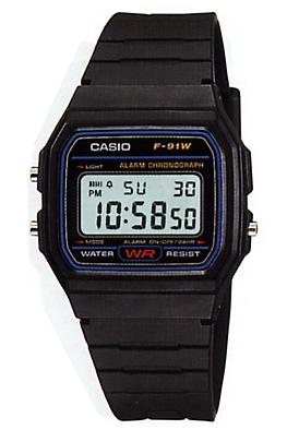 Ceas Casio F-91W-1DG 0
