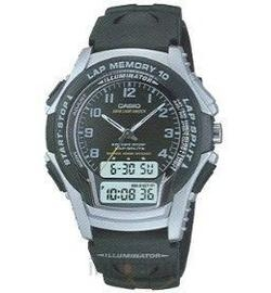 Ceas barbatesc Casio Gear Watch WS-300-1BVSDF 1
