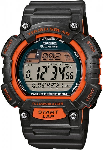 Ceas barbatesc Casio Illuminator Solar Powered STL 0