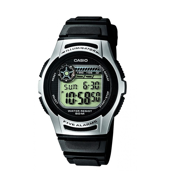 Ceas barbatesc Casio W-213-1AVDF 0