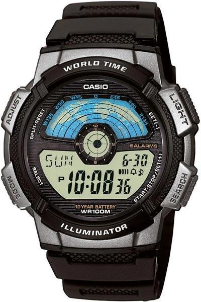 Ceas Casio AE-1100W-1AVDF 0