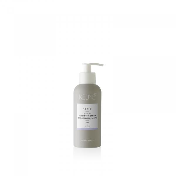 Crema cu activare termica pentru volum Keune Style Thickening Cream, 200 ml [0]