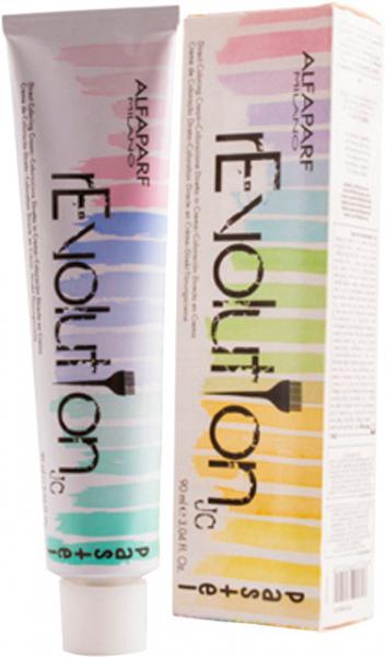 Crema de colorare directa Alfaparf rEVOLUTION PASTEL GREEN ,90 ml 0