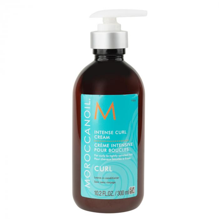 Crema de par pentru bucle Moroccanoil Intense Curl Cream, 300 ml [0]