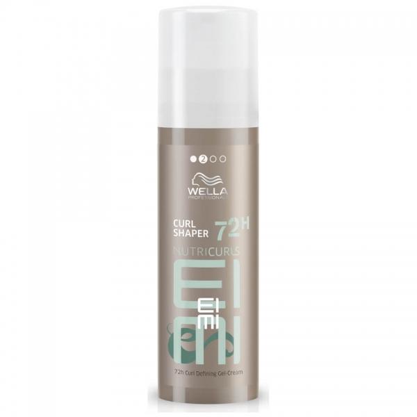 Crema-Gel pentru definirea buclelor 72H Wella Professionals EIMI Nutricurls Curl Shaper, 150 ml 0