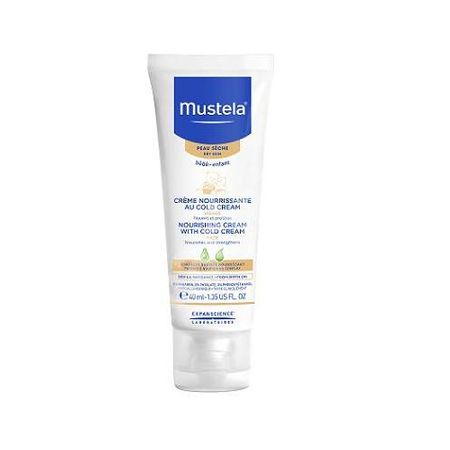 Crema hidratanta pentru piele uscata Mustela Cold Creme, 40 ml [0]