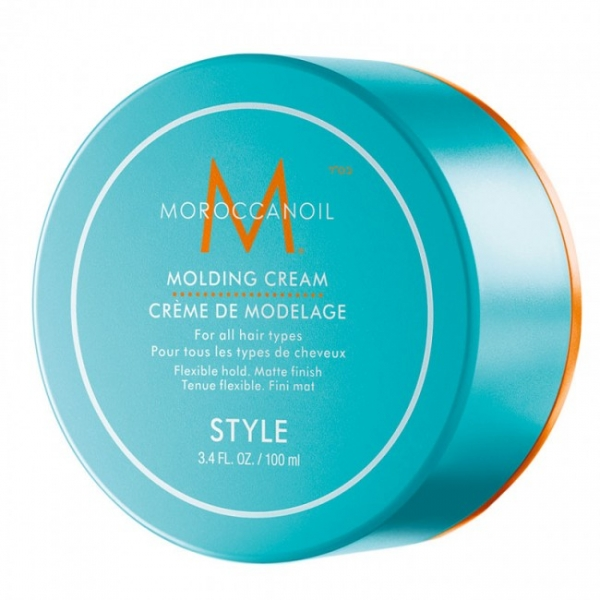Crema pentru modelare Moroccanoil Molding Cream, 100 ml 0