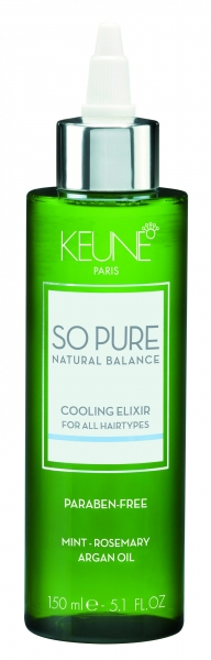 Elixir cu efect racoritor Keune So Pure Cooling, 150ml 0