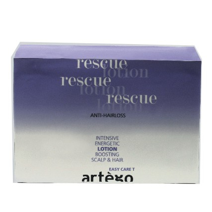 Fiole tratament impotriva caderii parului Artego Rescue Fiole, 10x8 ml [0]