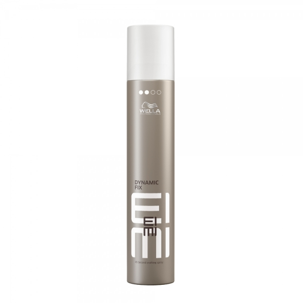 Fixativ 45 secunde cu fixare flexibila Wella Professional Eimi Dynamic Fix 300 ml 0