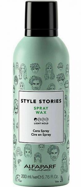 Fixativ cu ceara Alfaparf Style Stories Spray Wax, 200 ml [0]
