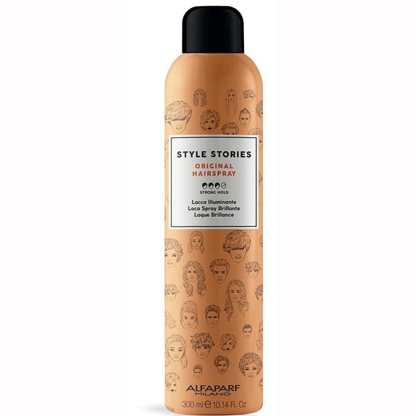 Fixativ cu fixare puternica Alfaparf Style Stories Original Hairspray, 300 ml 0