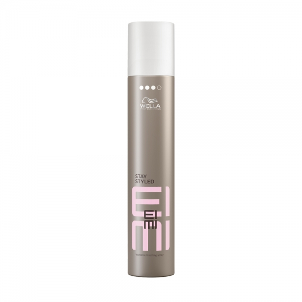 Fixativ cu fixare puternica Wella Professional Eimi Stay Styled 300 ml 0