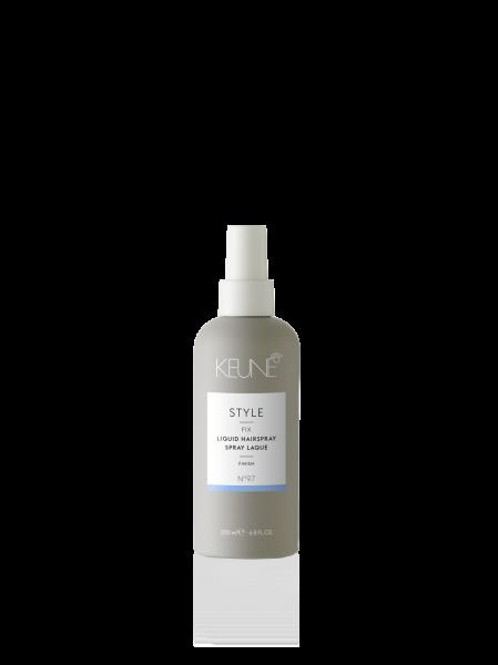 Fixativ non aerosol pentru finisare Keune Style Liquid Hairspray, 200 ml 0