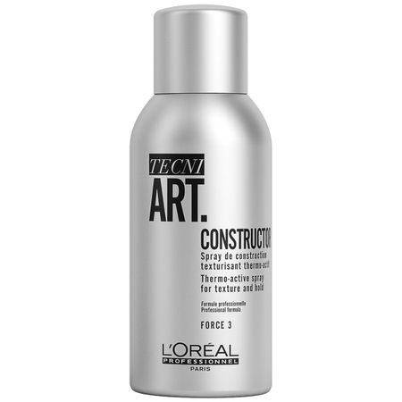 Fixativ termo-activ pentru textura L`Oreal Professionnel Tecni.Art Constructor Spray, 150 ml [0]