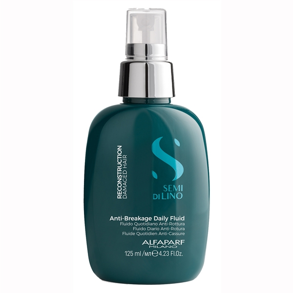 Fluid tratament pentru reconstructie Alfaparf Semi di Lino Reconstruction Anti-Breakage Daily Fluid, 125 ml 1