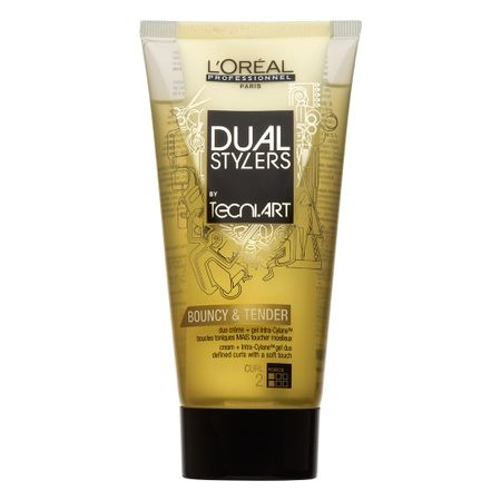 Gel de par ondulat L`Oreal Professionnel Tecni.ART Dual Stylers Bouncy & Tender, 150 ml 0