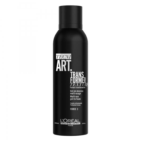 Gel-Spuma de par L`Oreal Professionnel Tecni.ART Transformer Texture, 150 ml 0