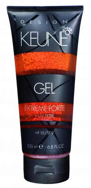 KEUNE Extreme Forte Gel, 200 ml 0