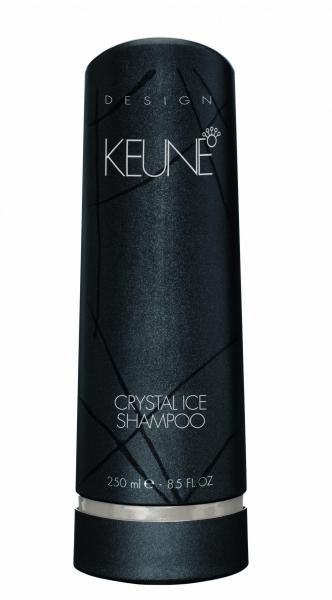 KEUNE CRYSTAL ICE Sampon revitalizant cu menta si mentol, 250 ml 0