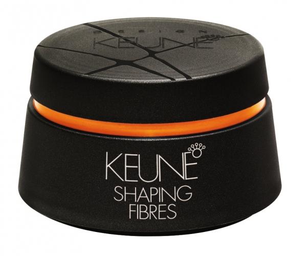 KEUNE SHAPING FIBERS - Crema modelatoare -fixare puternica si stralucire, 100 ml 0