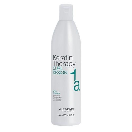 Lotiune de ondulare Alfaparf Keratin Therapy Curl Design Move Designer 1a, 500 ml 0