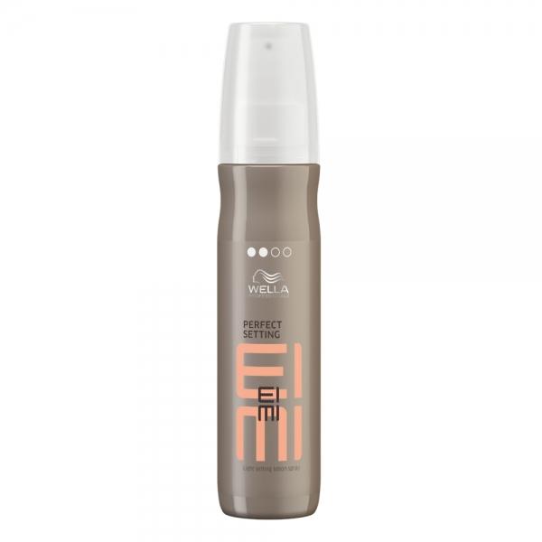 Lotiune de styling cu fixare flexibila Wella Professional Eimi Perfect Setting 150 ml [0]