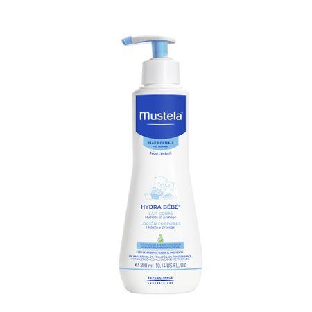 Lotiune hidratanta de corp Mustela Hydra Bebe, 300 ml 0