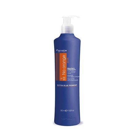 Masca impotriva reflexiilor de cupru/rosu Fanola No Orange, 350 ml 0