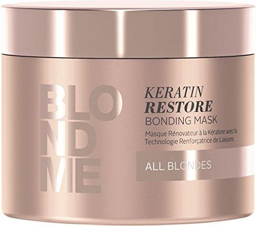 Masca pentru par blond Schwarzkopf Blonde Me Restore Blonding Mask, 200 ml 0