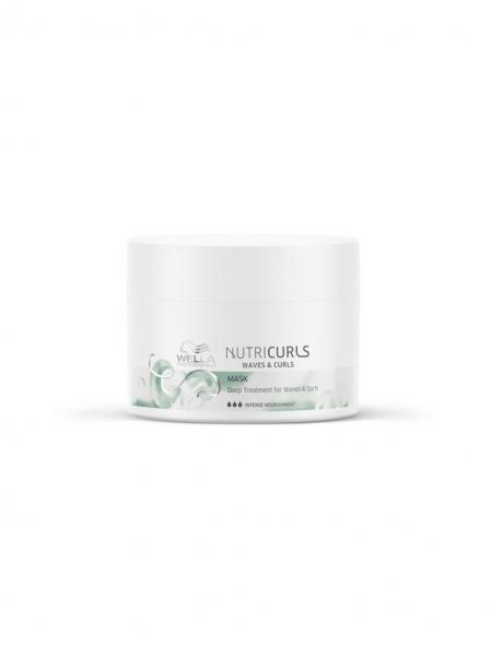 Masca pentru par cret/ondulat Wella Professionals Nutricurls Curls&Waves, 150 ml 0