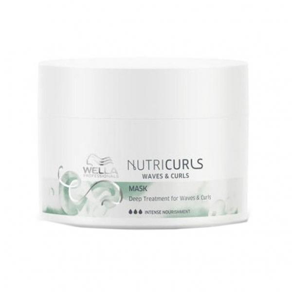 Masca pentru par cret/ondulat Wella Professionals Nutricurls Curls&Waves, 150 ml 1
