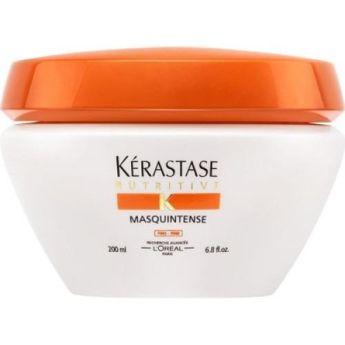 Masca pentru par cu fir fin/normal Kerastase Nutritive Irisome Masquintense Cheveux Fins, 200 ml [1]