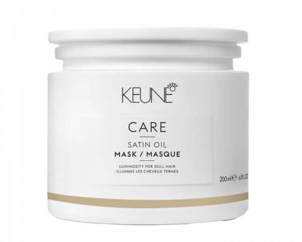 Masca pentru par degradat Keune Care Satin , 200 ml 0