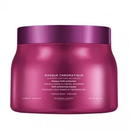 Masca pentru par fin, colorat si sensibilizat Kerastase Reflection Chromatique Masque Fins, 500 ml [0]