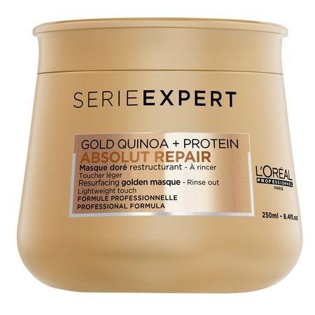 Masca pentru par foarte degradat L`Oreal Professionnel Serie Expert Absolut Repair Gold, 250 ml 0