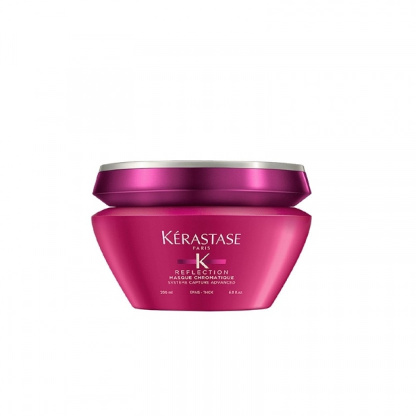 Masca pentru par gros, colorat si sensibilizat Kerastase Reflection Chromatique Masque Epais, 200 ml 1