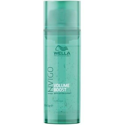 Masca pentru par subtire, fara volum Wella Professionals Invigo Volume Boost Clear Treatment, 145 ml 1